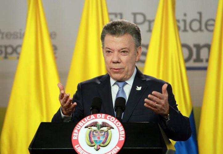 El mandatario pidió al jefe de negociados que viaje a Ecuador para reactivar las negociaciones. (Portafolio.co)