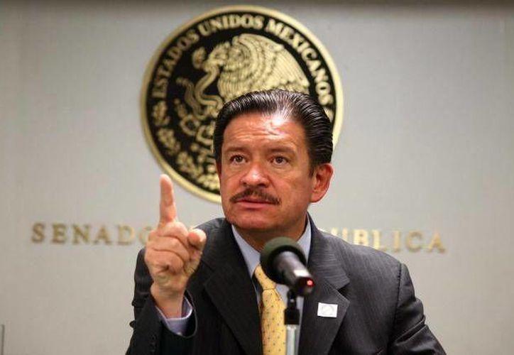 Quedan más perredistas de lo que muchos imaginan, asegura Carlos Navarrete. (Archivo/SIPSE)