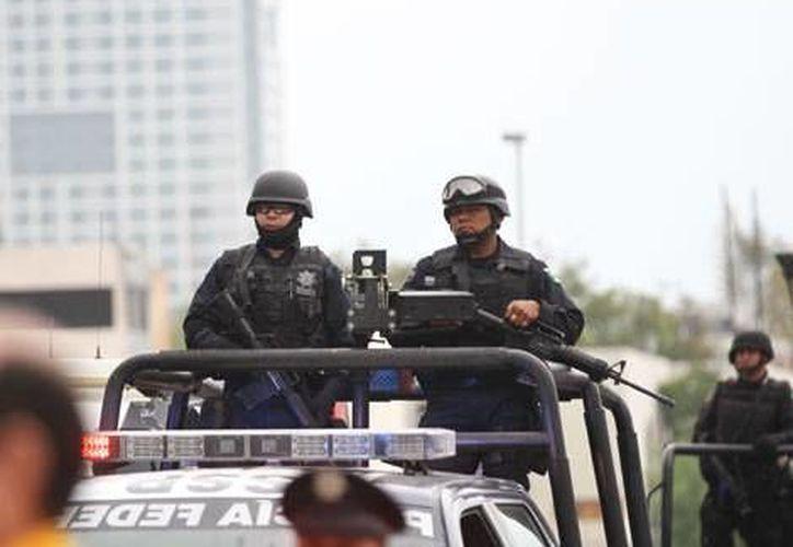 El operativo comenzó el sábado por la noche y concluyó ayer domingo, en algunos lugares que según reportes anónimos se comercializaban drogas. (Agencias)