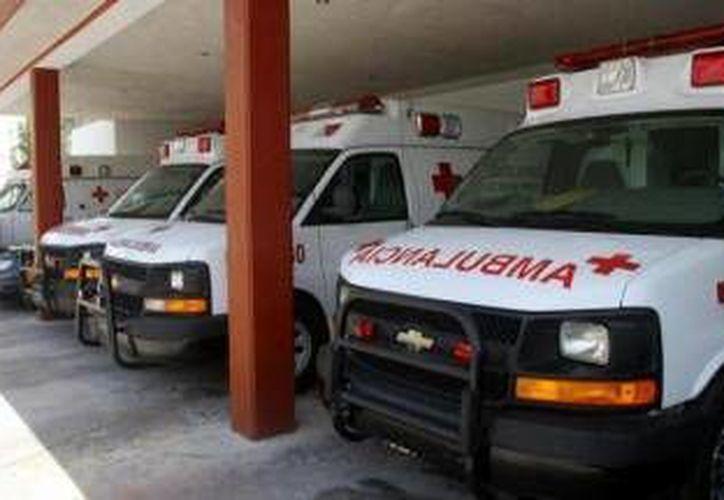 Una de las dos unidades con las que la Cruz Roja cuenta, será para el interior del Estado. (Milenio Novedades)
