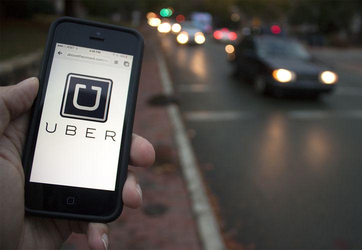El servicio de transporte por app presentó el bosquejo de una futurista máquina. (Foto: Contexto)