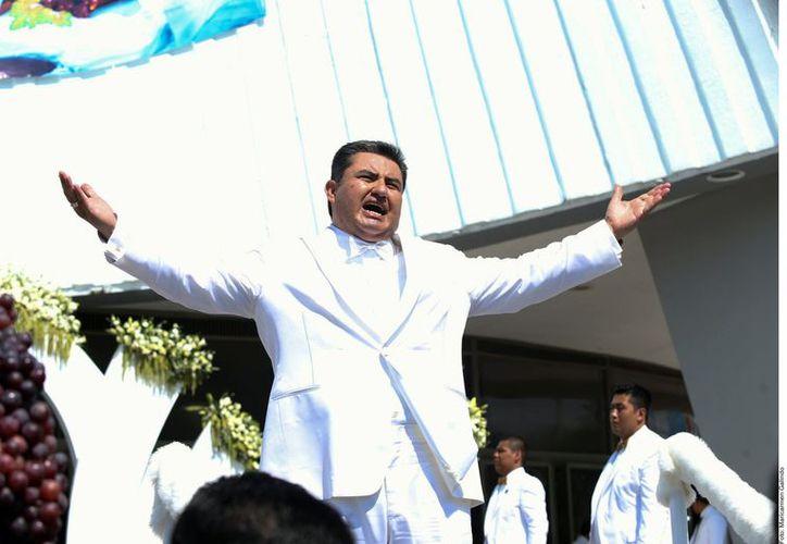 Esta tarde, el Fiscal General de California, Estados Unidos, Xavier Becerra anunció el arresto de García por presunto tráfico de personas, producción de pornografía infantil, violación sexual de un menor, entre otros cargos. (Agencia Reforma)