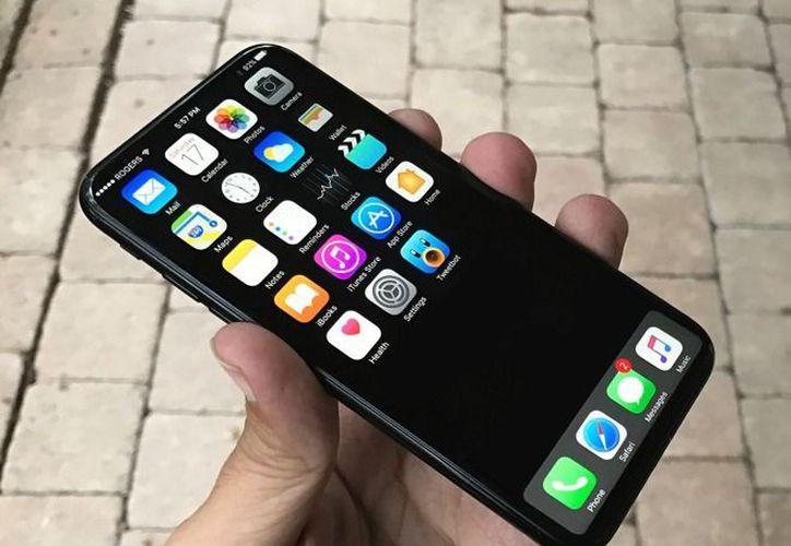 El siguiente iPhone podría contar con pantalla sin bordes (Foto: CONTEXTO/Internet)