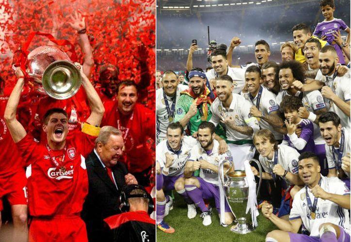Los merengues llegan a esta Final de la Champions League para defender su bicampeonato. (Milenio)