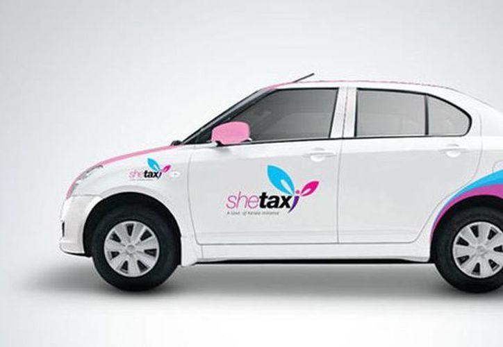 Detrás del nuevo servicio de SheTaxis-SheRides se encuentra la esposa del fundador de la Federación de Taxistas del Estado de Nueva York. (elnuevoherald.com)