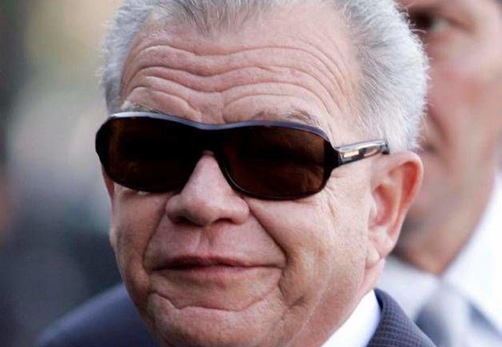 Andrés Granier enfrenta, entre otros procesos, un cargo por defraudación fiscal por 2 millones 156 mil 489 pesos con 13 centavos. (Archivo/Agencias)