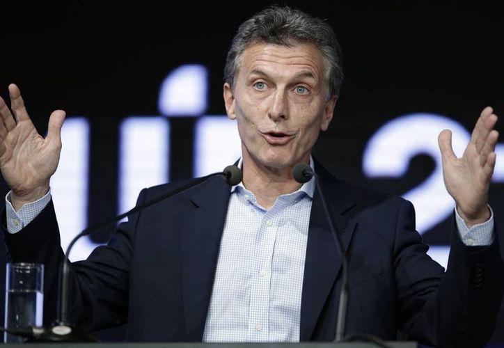 Los primeros días del mandato de Mauricio Macri han estado marcados por la emisión de diversos decretos sin consultar al Congreso argentino. (AP)