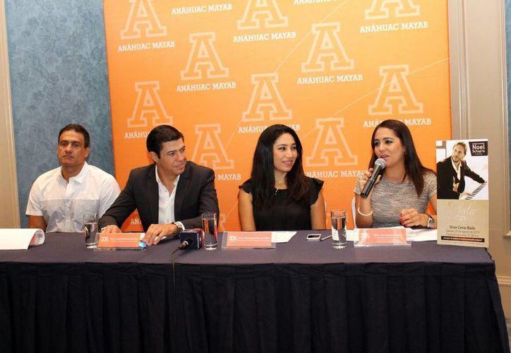 Ayer se dieron a conocer durante una conferencia de prensa los detalles de la entrega de medallas Generación Anáhuac. (Milenio Novedades)