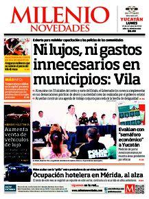 Ni lujos, ni gastos innecesarios en municipios: Vila