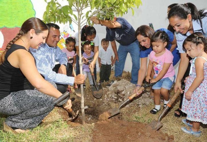 El Ayuntamiento abrió un Cendi en Ciudad Caucel, con inversión cercana al millón de pesos. (Cortesía)
