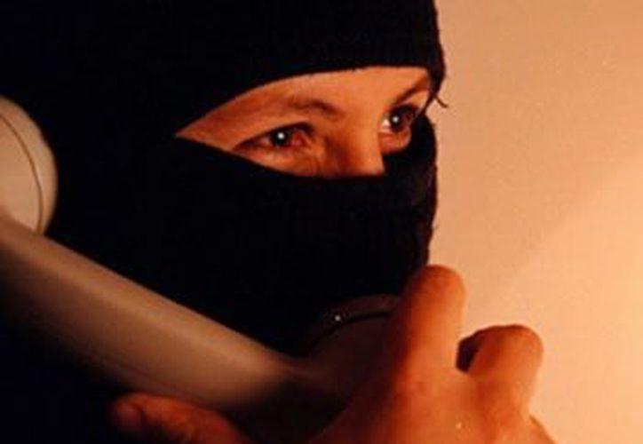 Los empresarios han sido victimas de extorsión telefónica. (Internet)