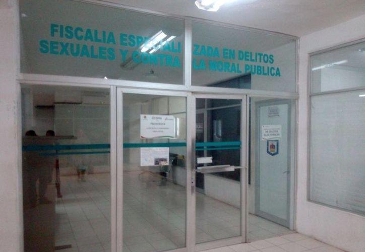 Los dos casos fueron atendidos por las autoridades ministeriales. (Eric Galindo/SIPSE)