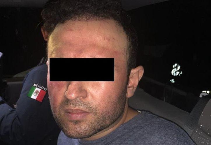 la captura se dio como resultado del operativo desplegado para ubicar y detener a los homicidas del presidente de la Coparmex, Uriel Loya Deister. (Milenio)