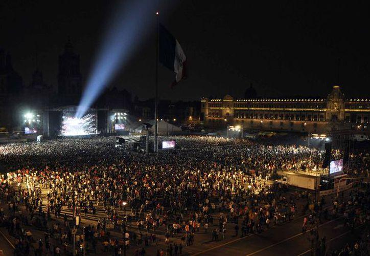 Este concierto será transmitido por Televisa y Telemundo sin comerciales. (Contexto)