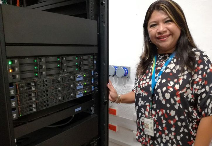 El equipo ofrece alto rendimiento en cálculos electrónicos. (Foto: Milenio Novedades)
