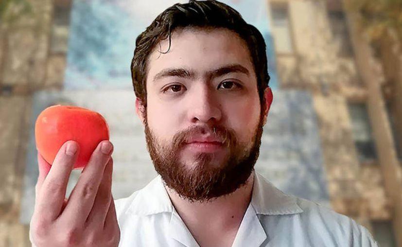 """El poder vacunarte con solo ingerir """"super tomates"""" representa años de estudio en biotecnología moderna y un avance para la humanidad. [Foto: Daniel Zamora / Portal UANL]"""
