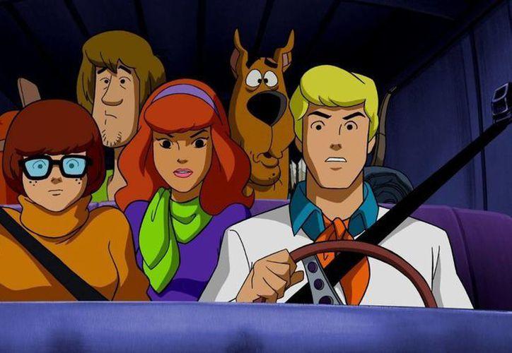 Scooby Doo, junto con Fred, Daphne, Shaggy y Velma regresarán a la pantalla grande en 2018. (meristation.com)