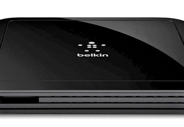 El @TV de Belkin hace lo que promete: ver la TV de casa en un dispositivo móvil. (Agencia Reforma)