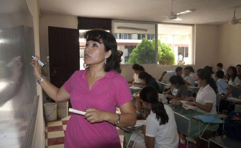 Muchas mujeres abandonan su formación o ejercicio profesional para atender el hogar, aseguran. (Archivo/Notimex)