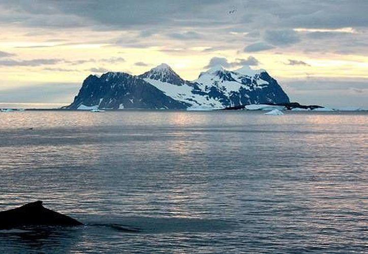 Los icebergs producen sonidos raros que parecen cantos. (Archivo/Reuters)