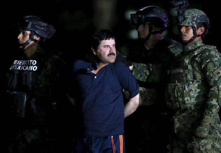 El gobierno de Estados Unidos quiere confiscar la fortuna de Joaquín 'El Chapo' Guzmán, estimada en 21 mil 600 millones de dólares. (elespanol.com)