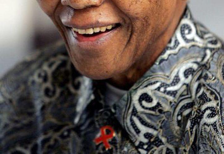 Mandela falleció el pasado 5 de diciembre a los 95 años en su casa de Johannesburgo, después de una larga enfermedad pulmonar. (EFE/Archivo)