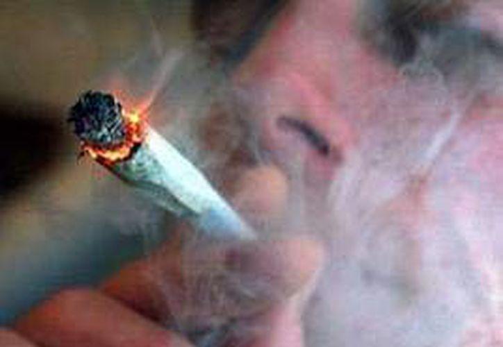 Los estudiantes son los más vulnerables a las adicciones a la marihuana y otras drogas. (Contexto/INTERNET)
