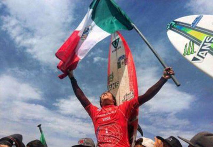 Corzo es el primer mexicano en lograr este triunfo. (Foto: Noticias MVS)