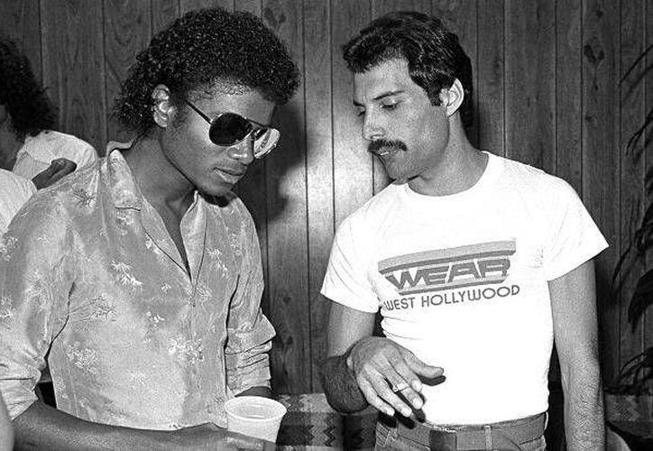 Son tres las canciones interpretadas por Jackson y Mercury que serán publicadas. (thetimes.co.uk)