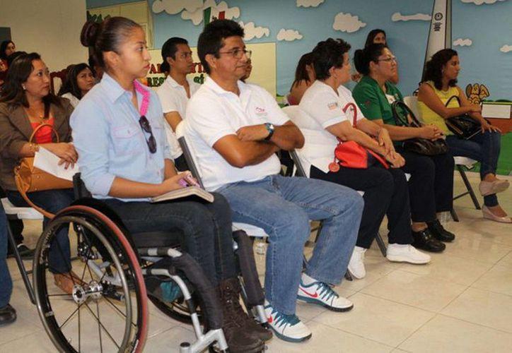 Las personas con alguna discapacidad recibirán un mejor servicio de salud sexual y reproductiva. (Redacción/SIPSE)