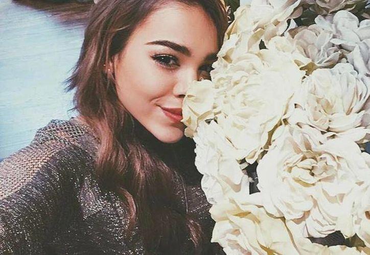 Danna Paola recién finalizó su participación en la telenovela 'La Doña', que estelariza Aracely Arámbula. (Facebook/Danna Paola)