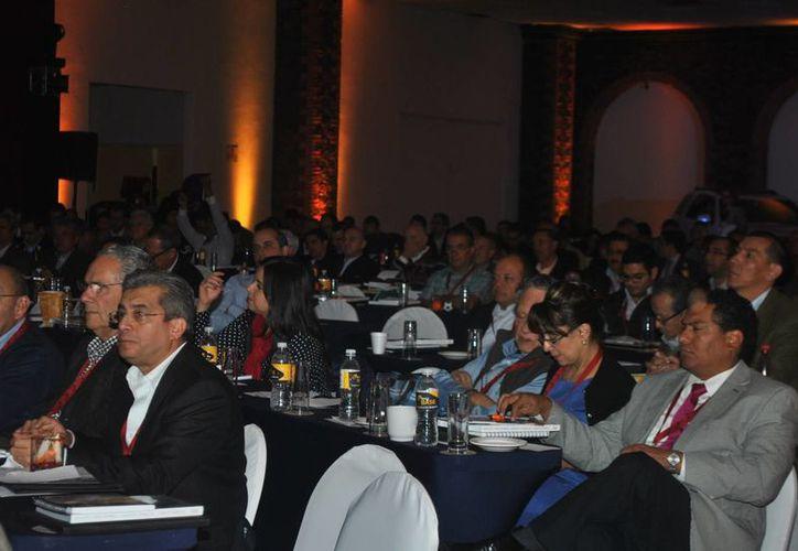 Se realiza la convención nacional del Instituto Mexicano de Ejecutivos de Finanzas. (Stephani Blanco/SIPSE)