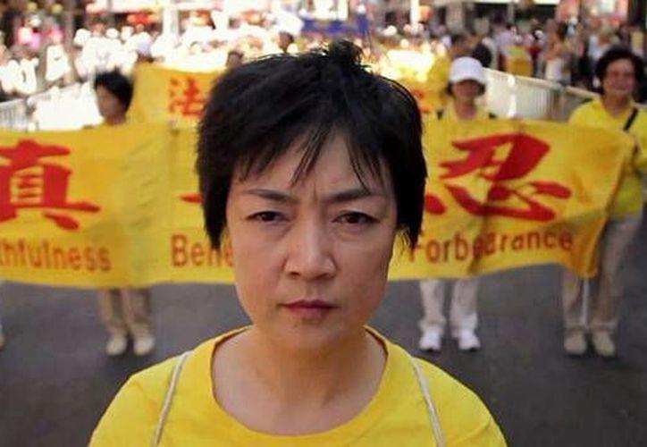 """Una escena del documental """"China libre: el coraje de creer"""" que se proyectará en el Siglo XXI. (Milenio Novedades)"""