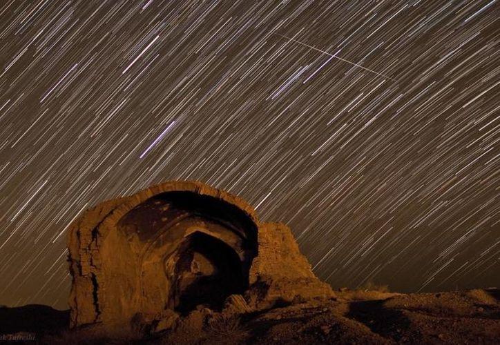 """La lluvia de estrellas lleva el nombre de una antigua constelación, la """"Quadrans Muralis"""". (nasa.gov)"""