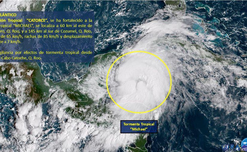 Mérida no se encuentra bajo algún tipo de alertamiento ni de riesgo. No obstante, se mantiene el monitoreo constante.