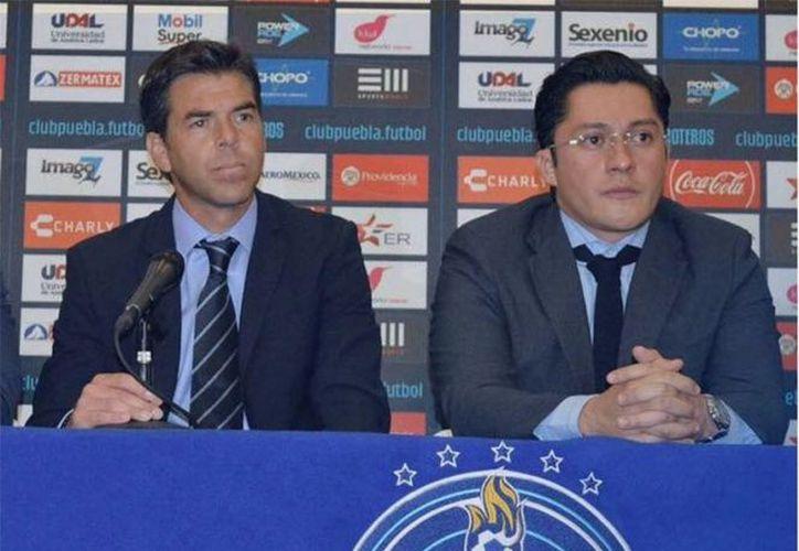 Rafael García dijo sentirse agradecido con la oportunidad de debutar como director técnico en un equipo histórico. (Adrenalina)