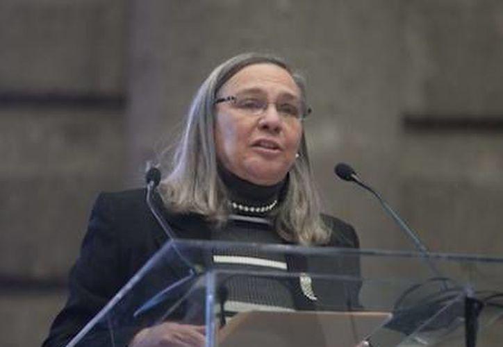 Sylvia Irene Schmelkes del Valle ocupará el cargo seis años, dos consejeros cinco y otros dos, cuatro. (inidedelauia.org)