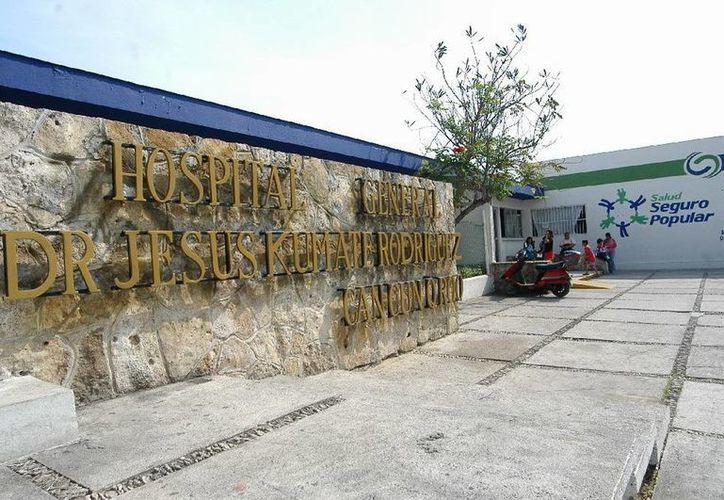 "El Hospital General ""Jesús Kumate Rodríguez"" cumplirá 35 años. (Contexto/Internet)"