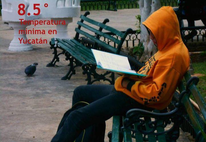 El frente frío número 25 propició bajas temperaturas en Yucatán. Los registros más bajos se dieron en el sur del Estado. (Archivo/SIPSE.com)