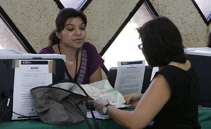 El sistema electrónico del AFI Yucatán traerá varios beneficios. (SIPSE)