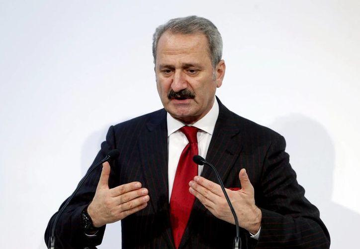 El titular de Economía de Turquía, Zafer Çaglayan, uno de los ministros que ha dimitido. (Archivo/EFE)