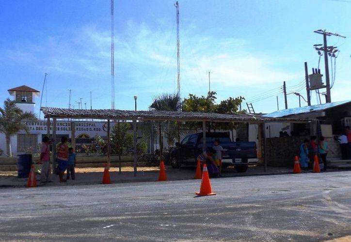 La Comisión Nacional de los Derechos Humanos verificará las mejoras que se realizan en la cárcel de Playa del Carmen. (Daniel Pacheco/SIPSE)