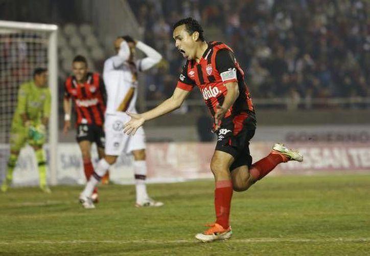 EL Necaxa obtuvo medio boleto para regresar a la primera división. (Foto: Juan Futbol)