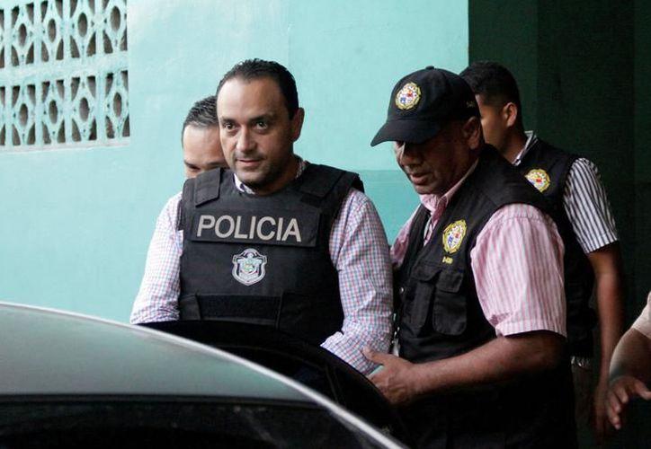 Roberto Borge solicitó una dieta para abandonar la huelga de hambre que mantiene. (Contexto/Internet).