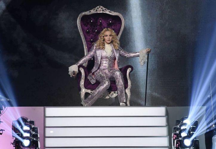 La cantante recibió la demanda por supuestamente utilizar partes de la canción 'Ooh I Love It'(Love Break) de la banda The Salsoul Orchestra..(AP)