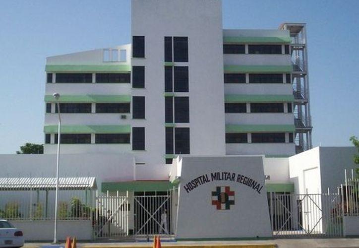 José Luis Vargas Vega trabajaba en el Hospital Regional Militar. (www.camping.de)
