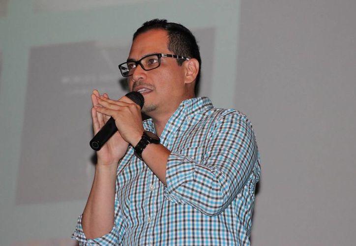 José Luis Llanes explicó que la animación por Stop Motion está cada vez más presente en cine, tv, publicidad y videos musicales. (Foto: SIPSE)