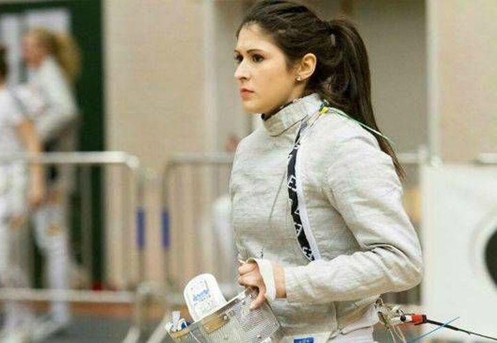 Paola Pliego fue acusada de dopaje, tras dar positivo a la sustancia de Modafinil durante las competencias en Panamá.(Foto tomada de Conade)