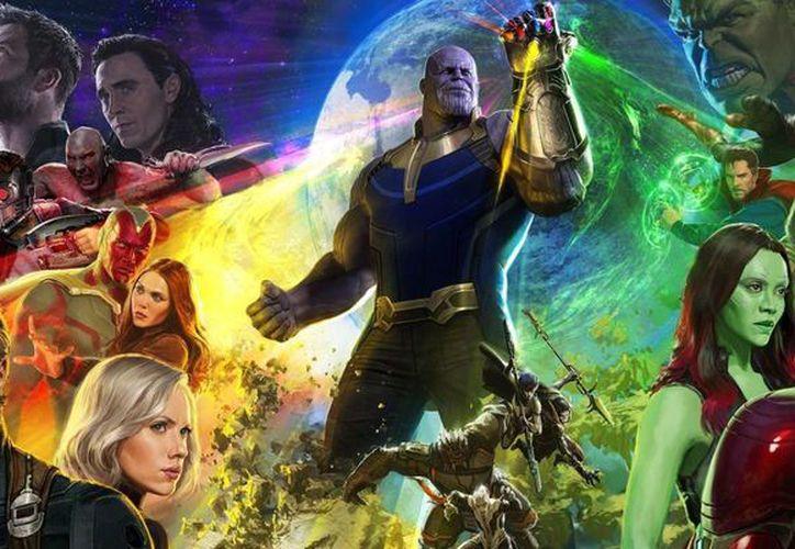 La película reunirá a todos los superhéroes de Marvel y se estrenará en todo el mundo en abril próximo. (Contexto/ Internet)