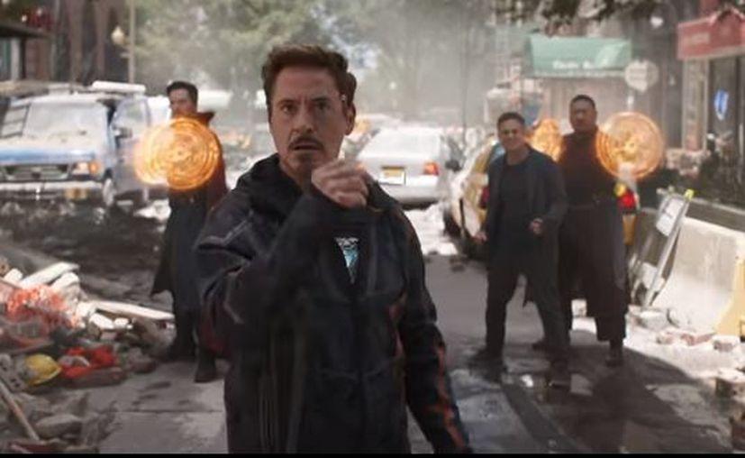 El adelanto de la película de Marvel ya superó las 100 millones de visualizaciones. (Foto: Captura)